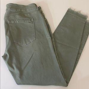 Jessica Simpson skinny Jeans.